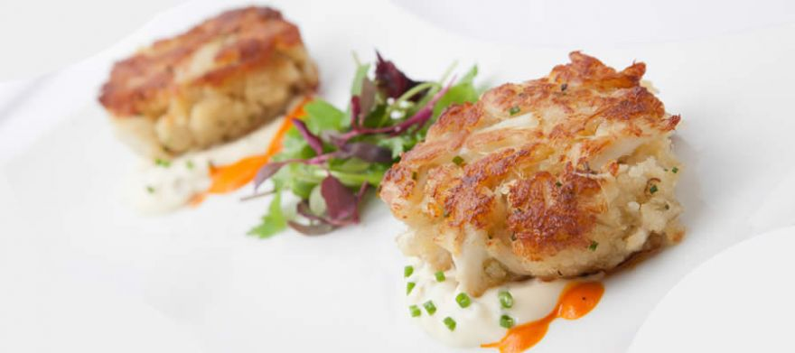 Lump Crab Cakes Recipe